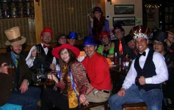 Essen Haus All-Inclusive New Year's Eve Party