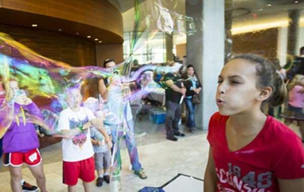Saturday Science at Discovery: UW–Madison Science Expeditions