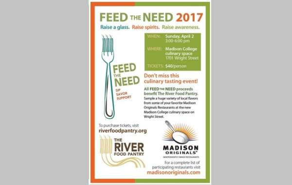 Feed the Need Tasting Event