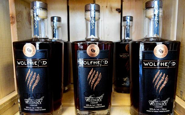 Wolfhead whisky