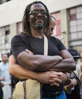 Gay men celebrate Oakland Pride