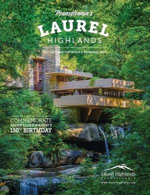 2017 Laurel Highlands Destination Guide Cover