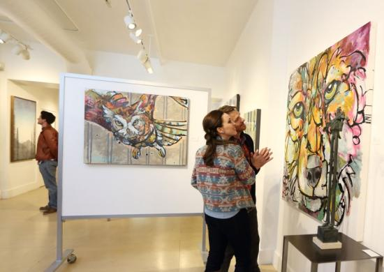 Gallery Stroll This Week in Park City