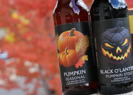 Pumpkin Beer Thanksgiving Post