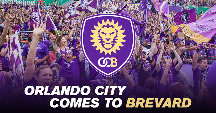 Orlando City B come to Brevard