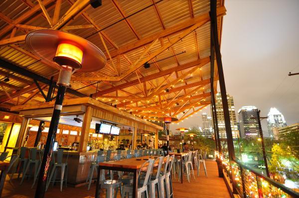Rattle Inn Rooftop Bar