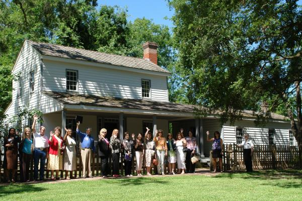 John Jay French Museum in Beaumont, Texas