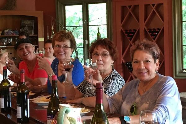 JCP Wine Tasting