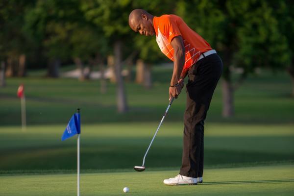 Copy of Silverado Putting Green Golf