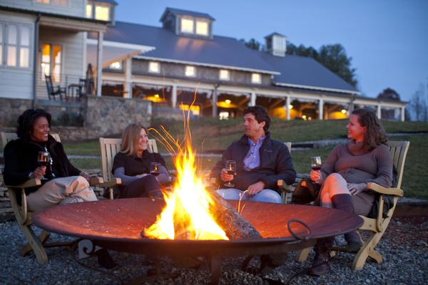 Pippin Hill Fire Pit