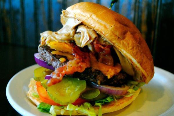 Novrozsky's Hamburger in Beaumont