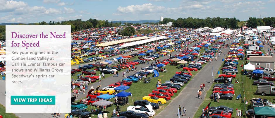 Car Shows & Car Racing