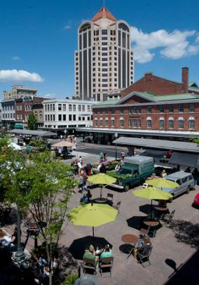 Roanoke City Market