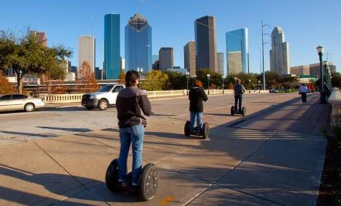 Segway Tours of Houston