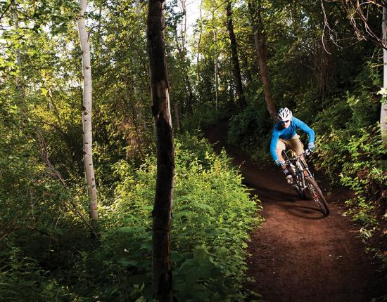 Mountain Bike Park City