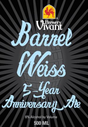 Brewery Vivant Barrel Weiss