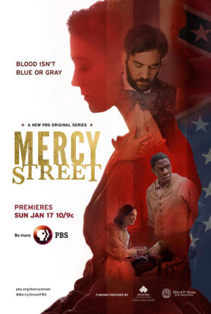 Mercy Street Poster