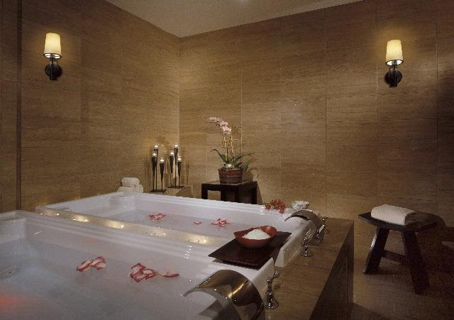 Inside Trellis Spa