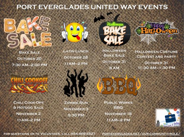 United Way events