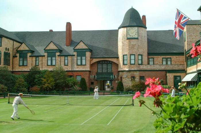 International Tennis Hall of Fame, Newport