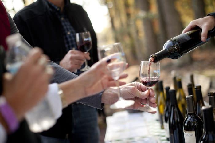 Wine Festivals in the Pocono Mountains