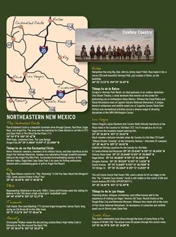 Northeastern New Mexico Film Trail