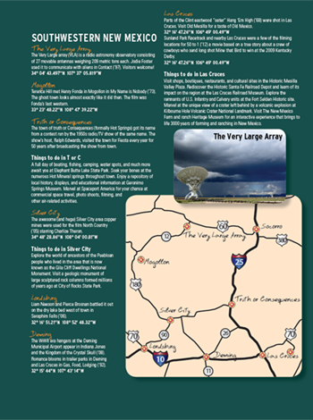 Southwestern New Mexico Film Trail