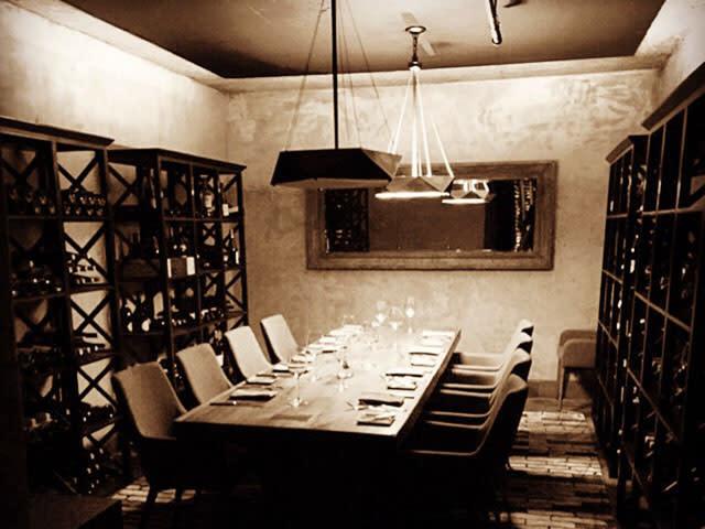 Wine Cellar at Bernardus Lodge & Spa