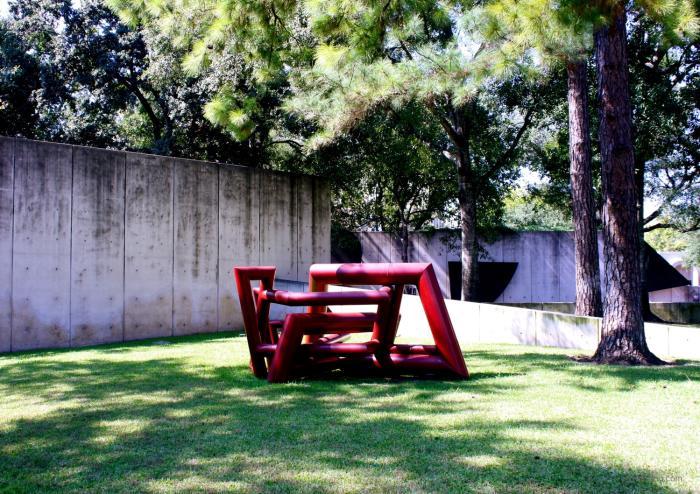 Sculpture Garden 2 - Glassell