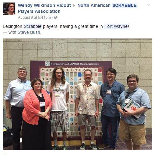 SCRABBLE Championship PR 2 - Fort Wayne, IN