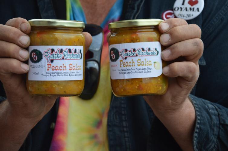 Gatzke's Farm Market Peach Salsa