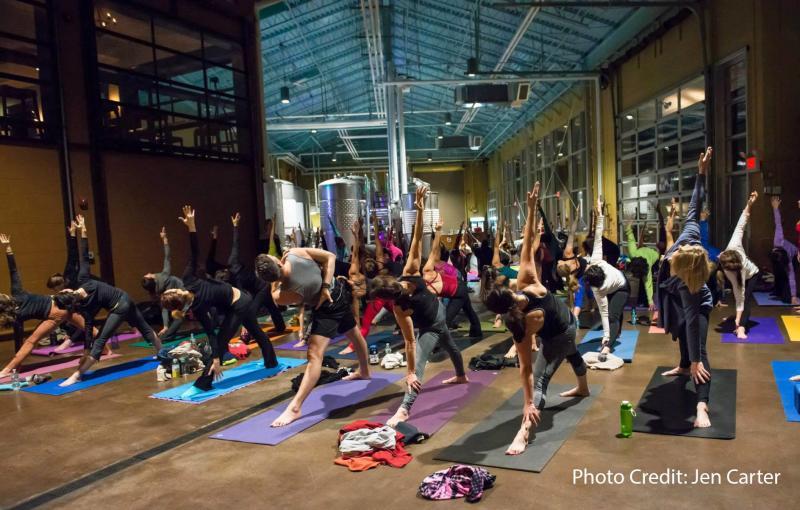 Vineyard Yoga