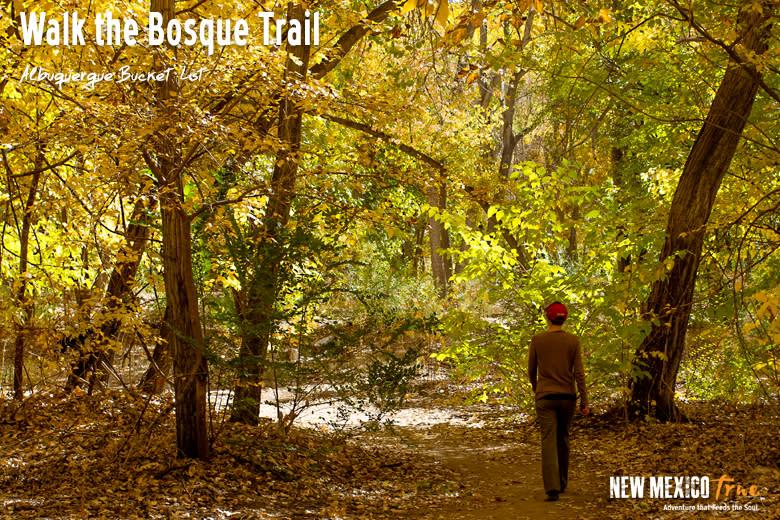 Walk the Bosque Trail