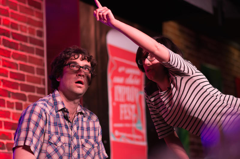 Favorite Local Festival - Eau Claire Improv Fest - Photo by: Kelsey Smith