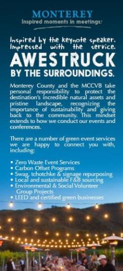Green Meetings Brochure