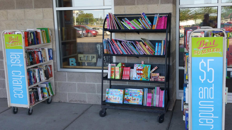 Books-A-Million in Eau Claire, Wisconsin