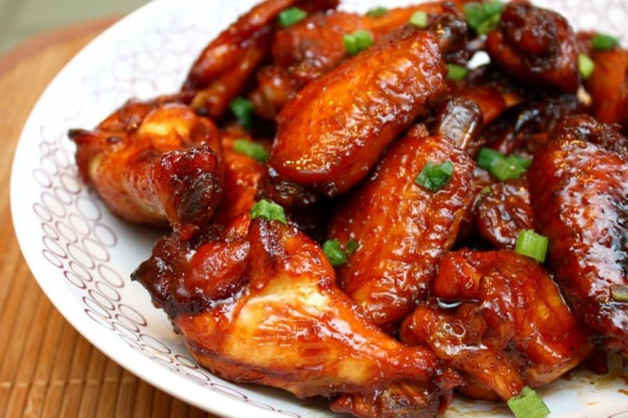 Chicken wings (monthly newsletter)-Countdown