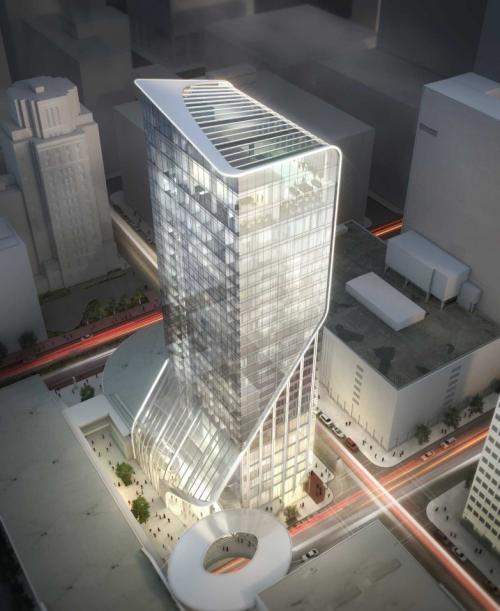 Hotel Alessandra Building
