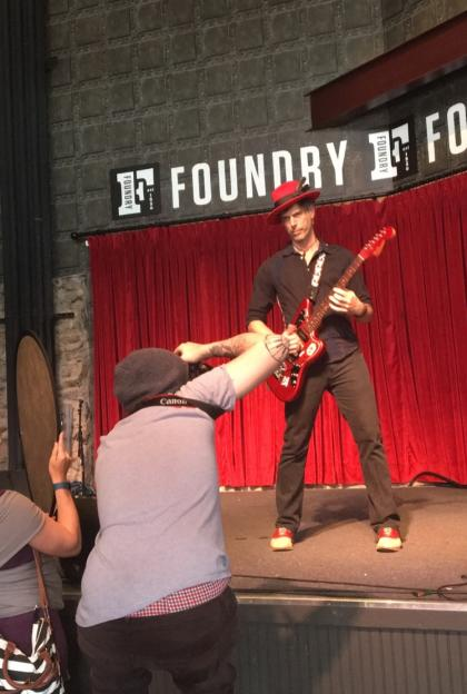 Timi Conley- foundry