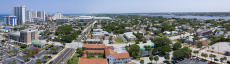 Daytona Beach Panorama