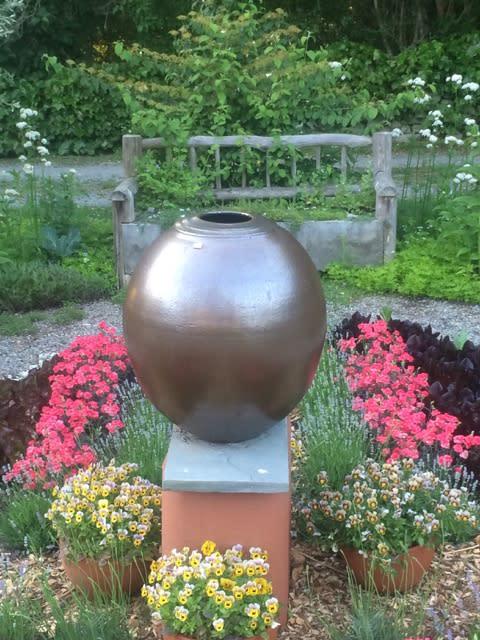 Globe with Bronze