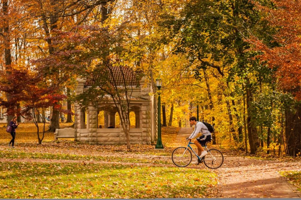 campus trail