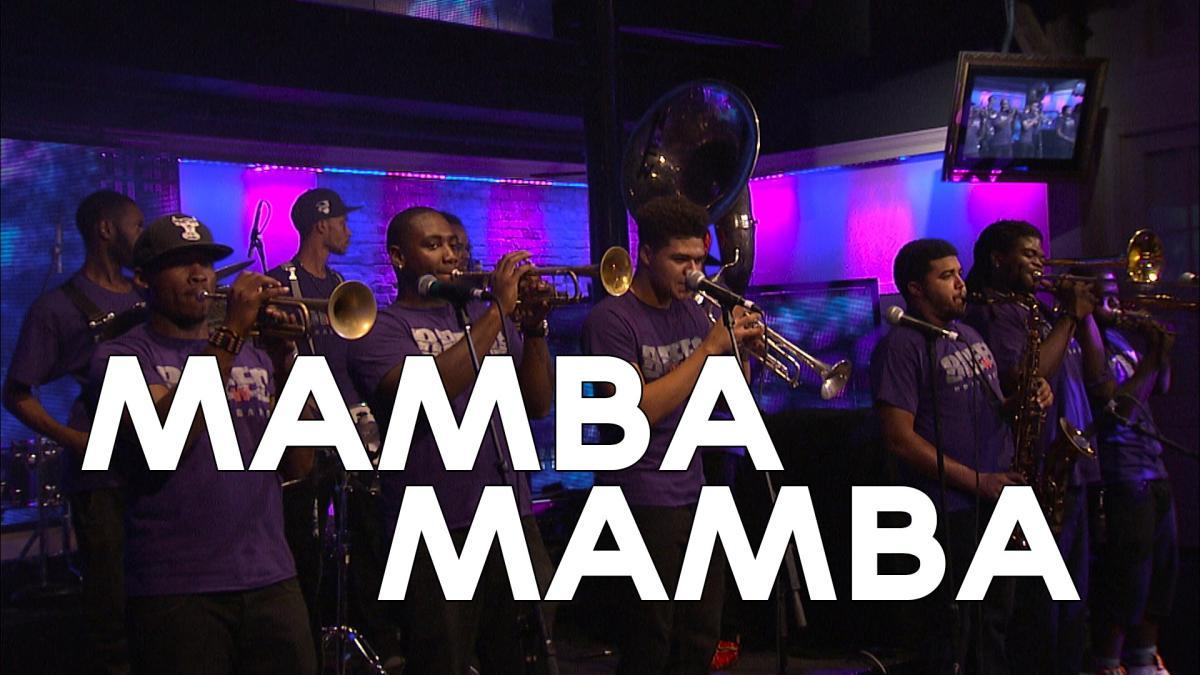 Video Thumbnail - youtube - New Breed Brass Band - Mamba Mamba (New Orleans Live Ep06)