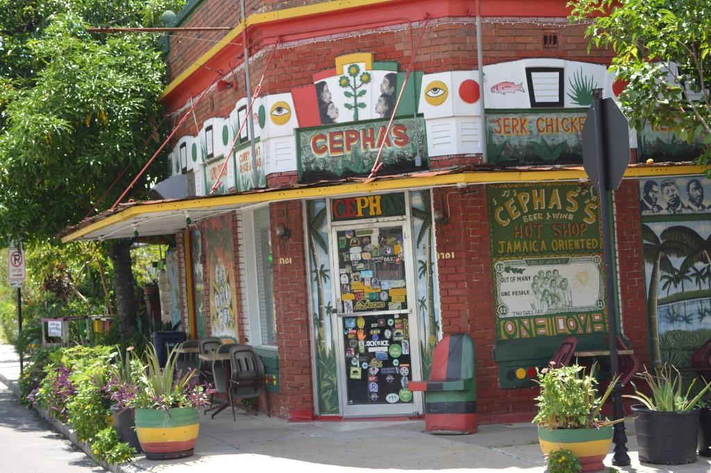 Cephas' Hot Shop