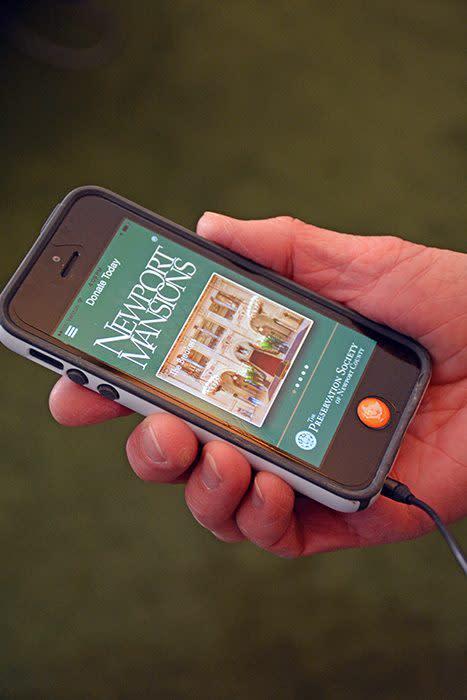 Newport Mansions App