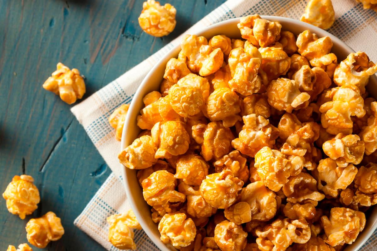 Chef Inspired Popcorn