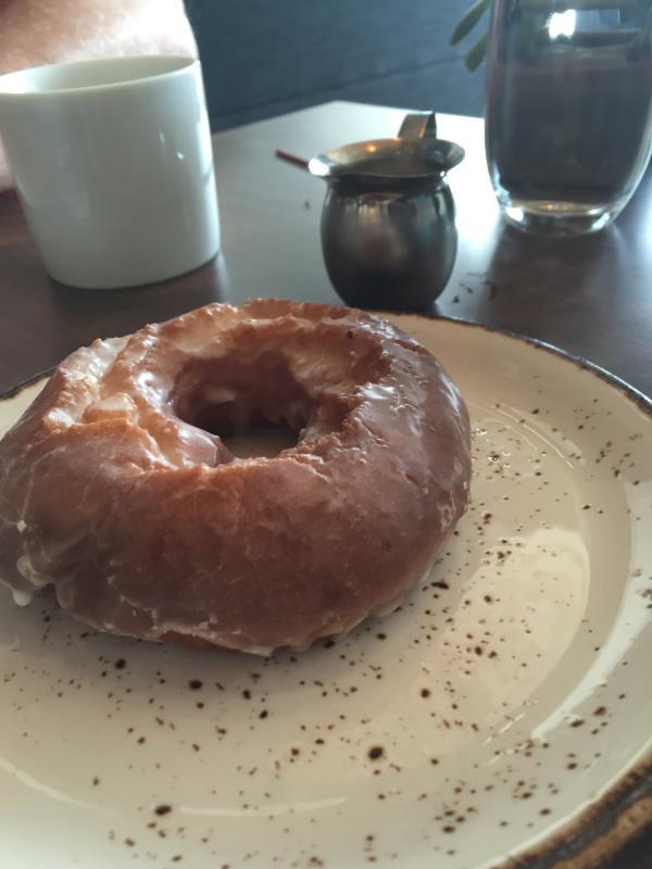 Hetty Arts Donut at the Golden
