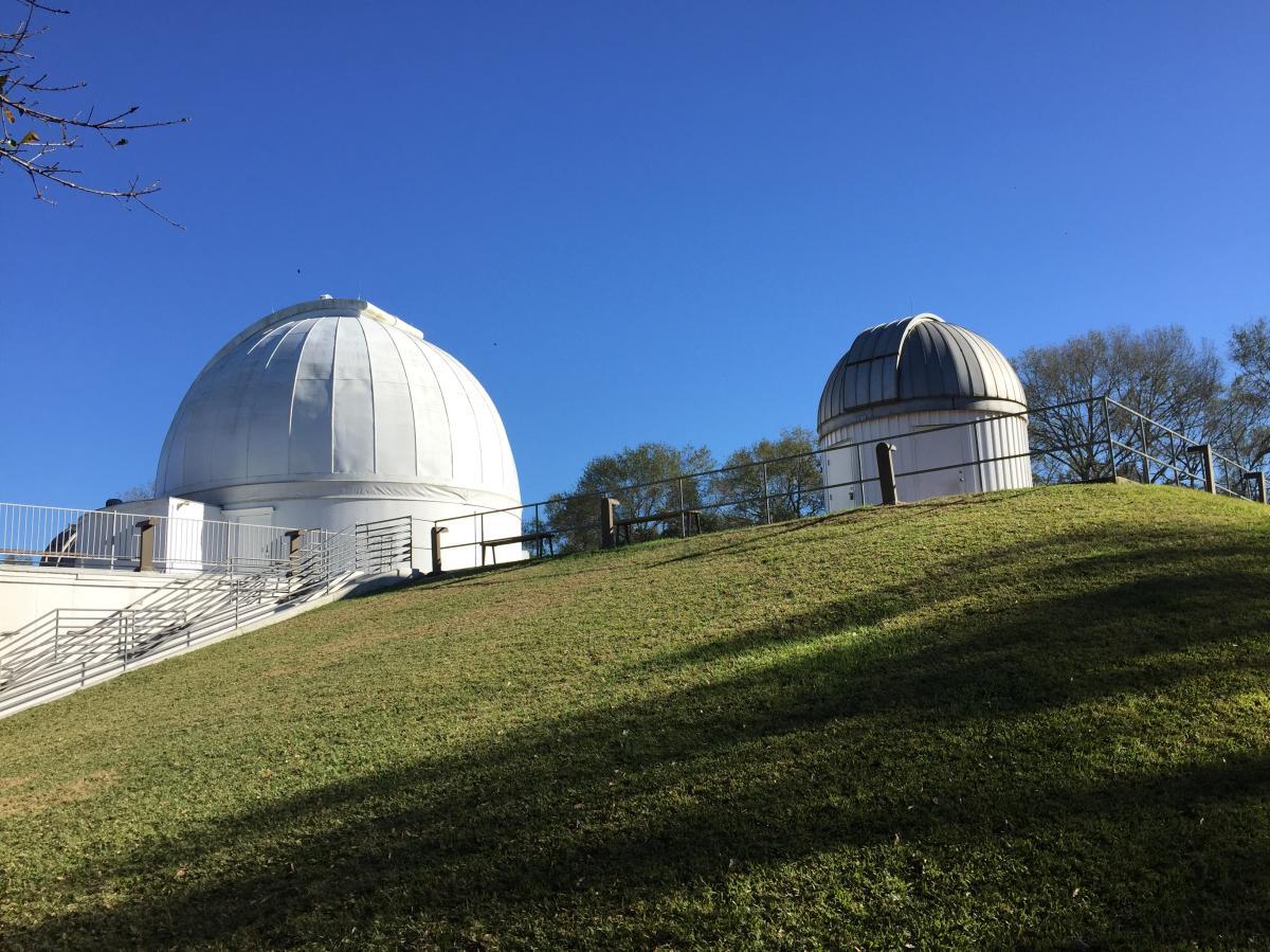 George Observatory Brazos Bend State Park