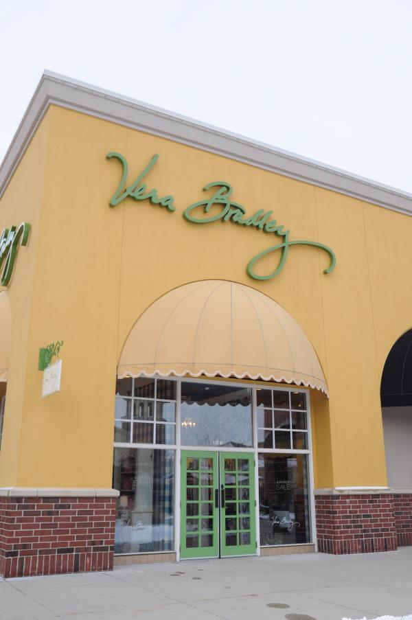 Vera Bradley Storefront