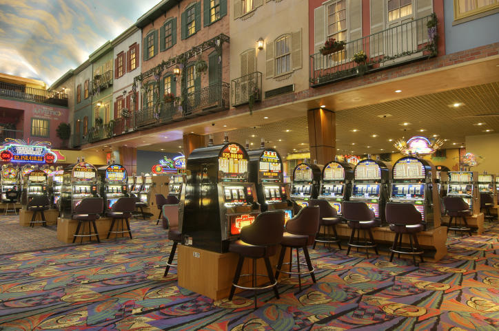 Delta downs hotel casino common gambling addiction symptom